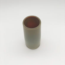 Load image into Gallery viewer, Opaque Gray Vase