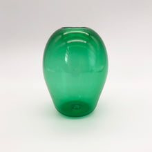 Load image into Gallery viewer, Translucent Green Vase
