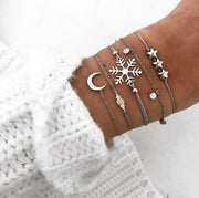 Boho Chic Bracelet Set - AccessorieSpirit
