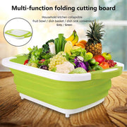 Folding Basket Cutting Board - AccessorieSpirit
