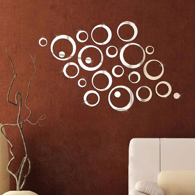 Mirror Wall Decoration Set - AccessorieSpirit