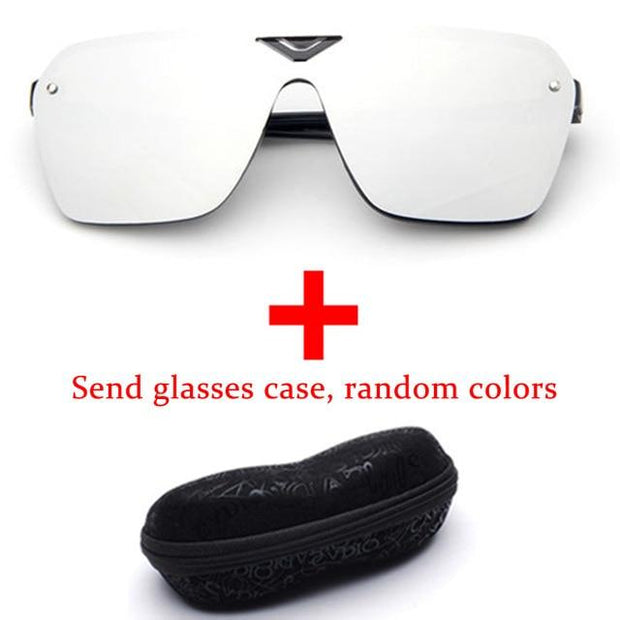 Oversized Designer Sunglasses - AccessorieSpirit