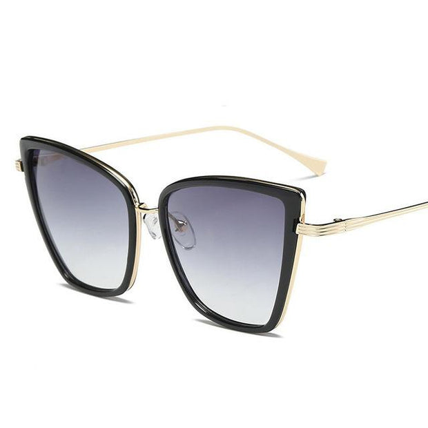 Retro Cat Eye Sunglasses - AccessorieSpirit