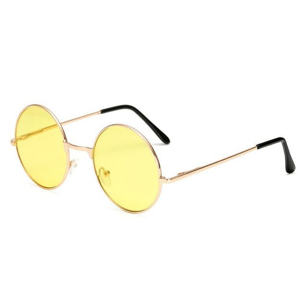 Retro round sunglasses - AccessorieSpirit