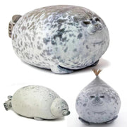 Ultra Soft Cute Seal Pillow - AccessorieSpirit