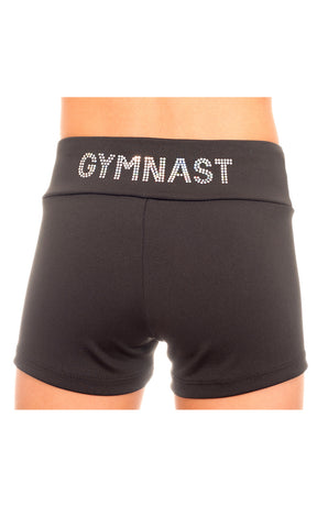 GYMNAST Applique Shorts