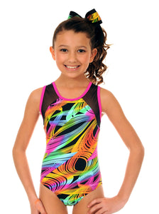 Kiera Bright Lights Leotard