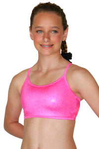 Gymstar Hot Pink Sports Bra
