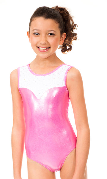 Christina Pink Princess Leotard