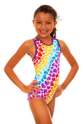 Caroline LOVE MEE Leotard