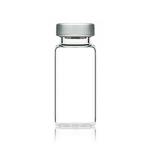 10ml Sterile Empty Vial - 5 Pack