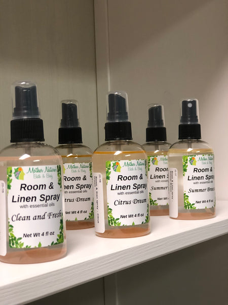 Room and Linen Spray