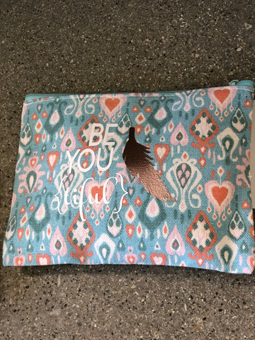 Be You tiful Makeup Bag