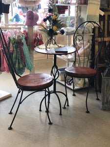 3 Piece Bistro Table and Chairs