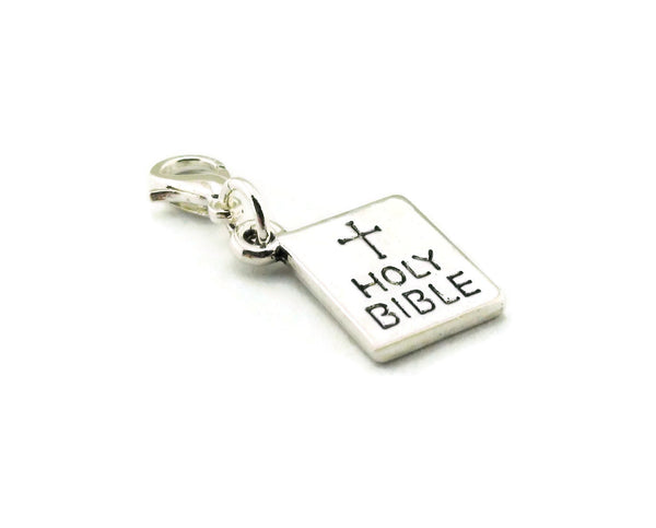Bible Clip on Charm