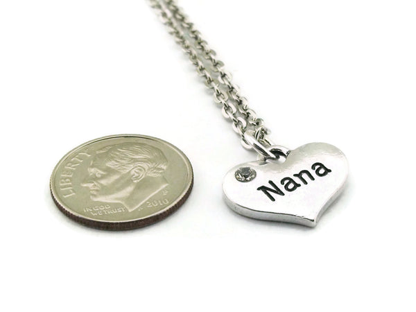Nana Heart Necklace