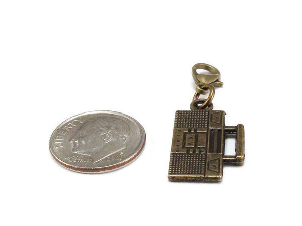 Radio Clip On Charm