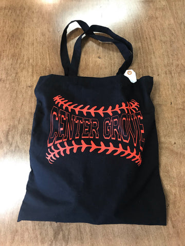 CG Baseball (Black Bag)