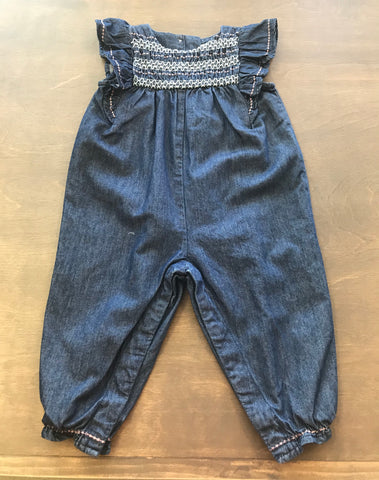 1pc Denim