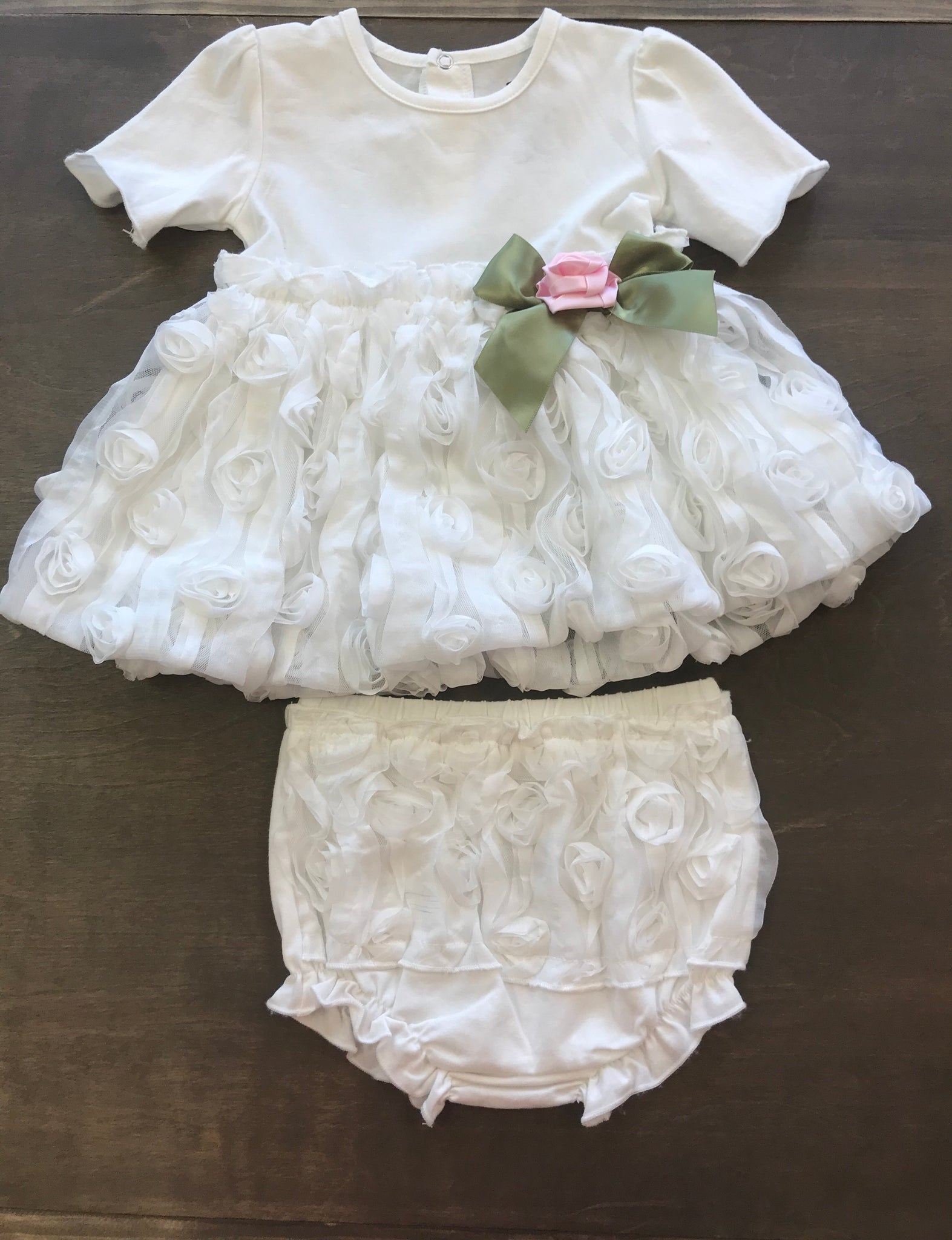SB Dress w Bloomers