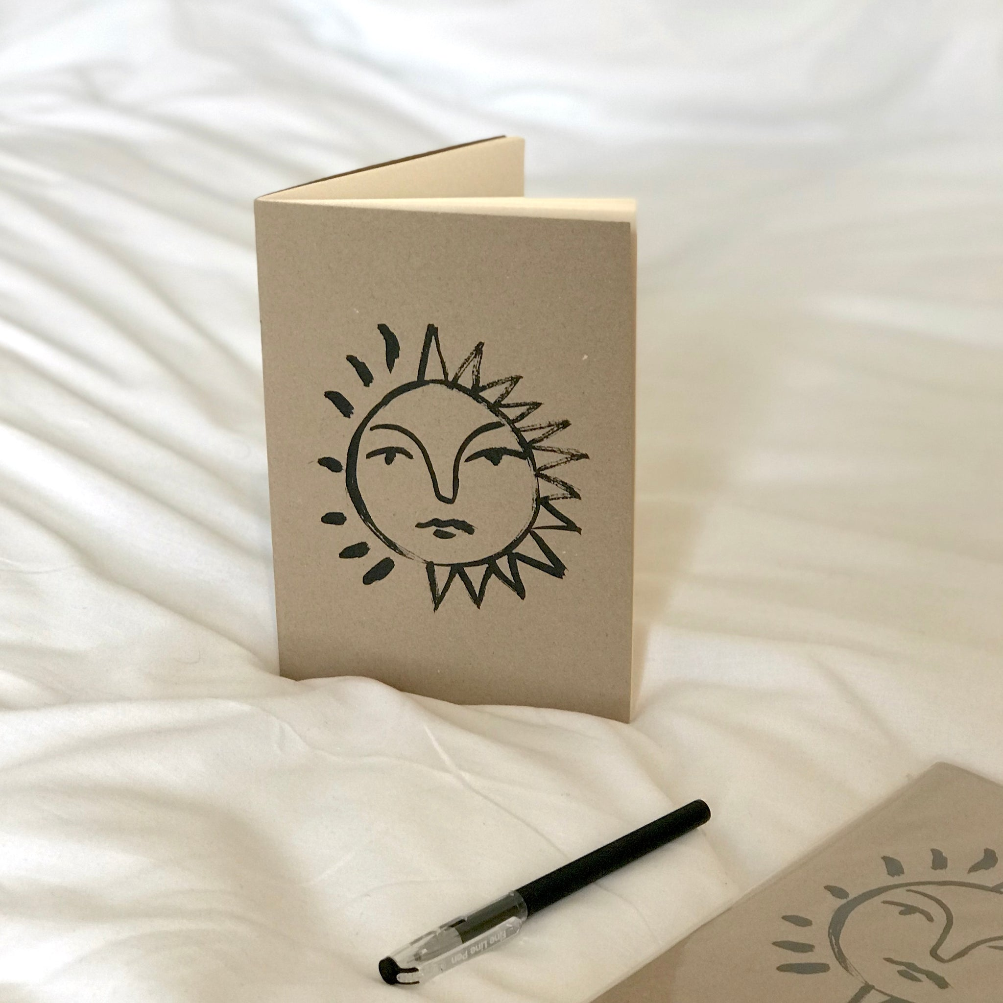'Sunlight' Notebook - By James Wilson