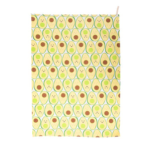 f375a3dc22a1 Sass and Belle Happy Avocado Tea Towel