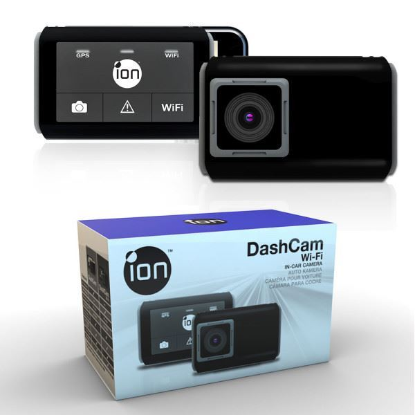 Ion Dashcam Digital Camera