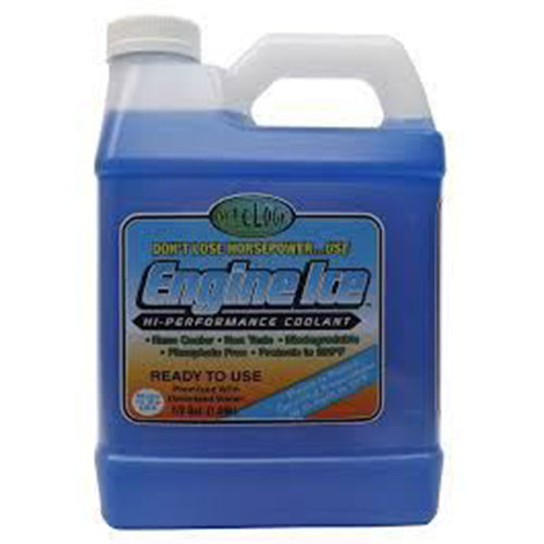 Engine Ice Coolant