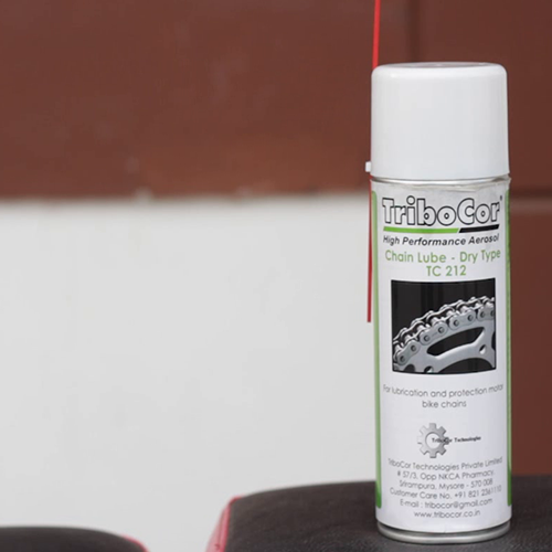 TriboCor Chain Lube Dry Type TC212 (500ml)