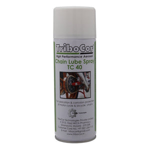 TriboCor Chain Lube Spray TC40 (125 ml)