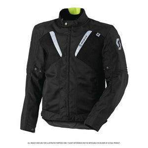Scott Summer Vtd Dp Blouson - Black