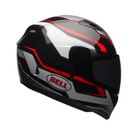 Bell Qualifier Torque Black/Red