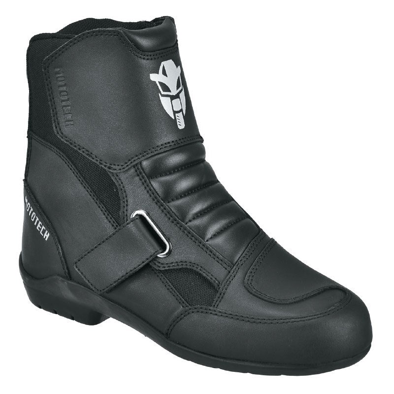 Mototech Asphalt Riding Boots - Short