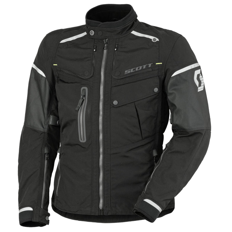 Scott Concept Vtd Jacket - Black