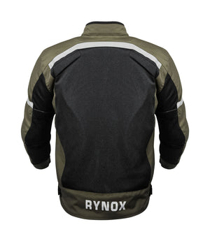 Rynox Urban Jacket - Battle Green