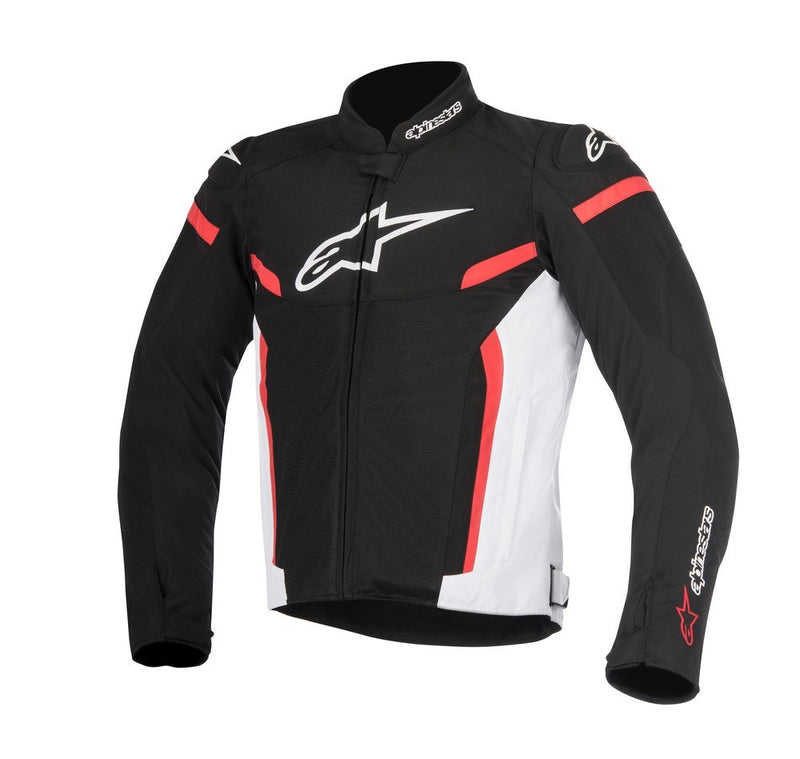 Alpinestars T-GP Plus R V2 Air Jacket - Black/White/Red