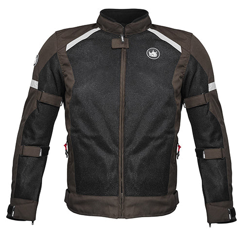 Rynox Urban Jacket - Earth Brown