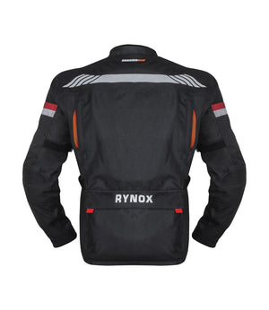 Rynox Stealth Evo L2 Jacket V3.0 (Black)