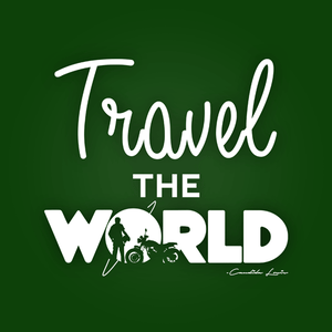 Travel The World - T-shirt