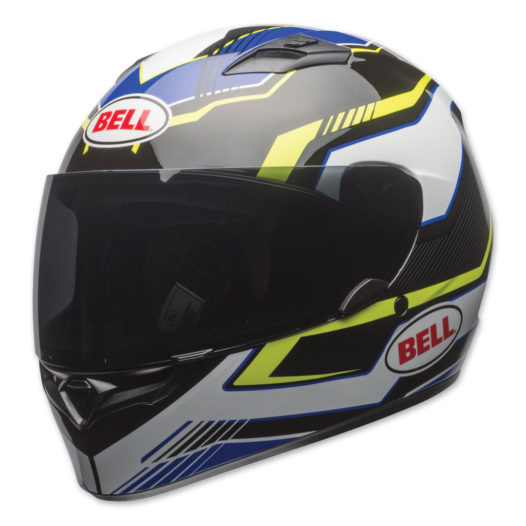 Bell Qualifier Torque Blue/Yellow