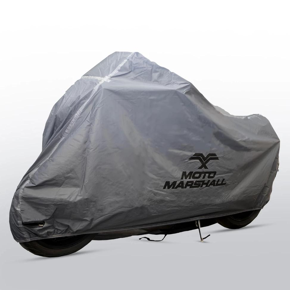 Moto Marshall Waterproof Motorcycle Cover