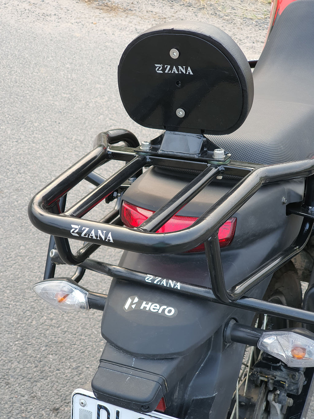 TOP RACK (Without Plate) FOR HERO XPULSE 400