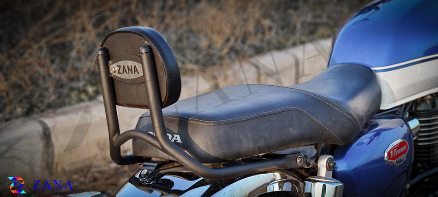BACKREST FOR HONDA CB350
