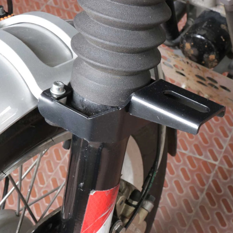 Maddog Interceptor and Gt-650 Fork Clamps