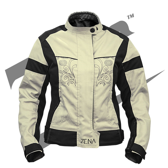 Zeus Zena Ladies Motorcycle Jacket