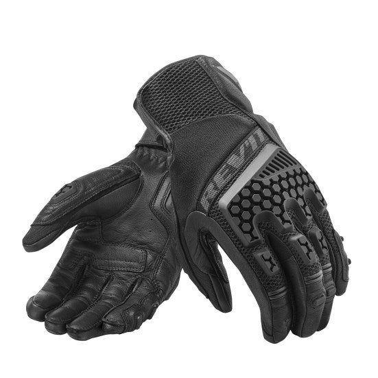 Rev'it! Sand 3 Gloves - Black
