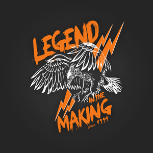 Legend In the Making - T-shirt