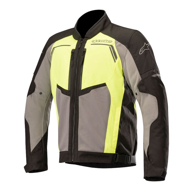 Alpinestars Durango Air Jackets Black Grey Yellow