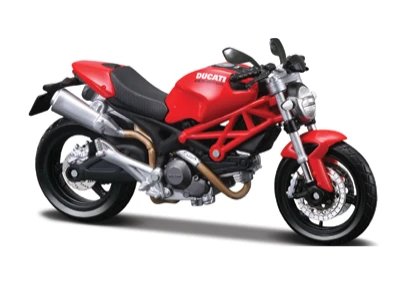 Maisto Ducati Monster 696 1:12 Scale Model