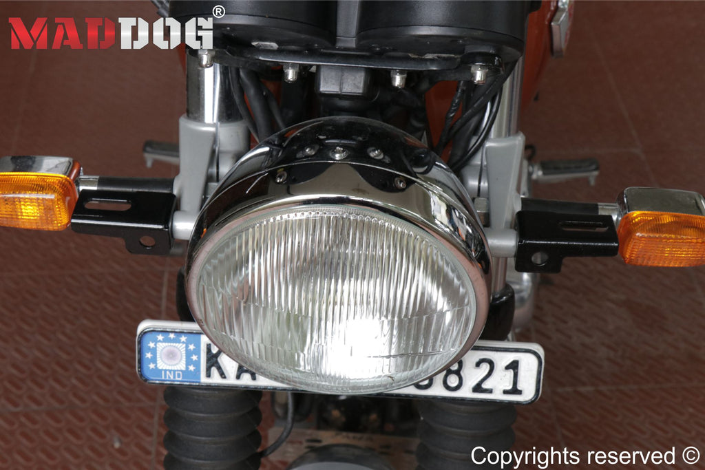Maddog Universal Headlight Clamp